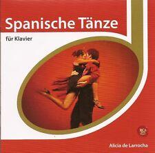 Granados – Danzas Españolas • Valses Poéticos / Alicia de Larrocha
