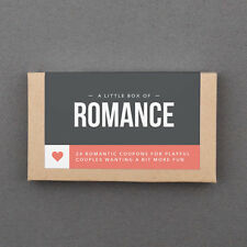 Romantic Gifts For Him Her Men Women Unique Love You Romance Box New MADE IN USA