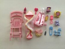 Mattel Barbie baby Krissy accessories