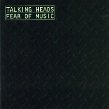 TALKING HEADS FEAR OF MUSIC NEW SEALED 180G VINYL LP