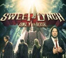 SWEET & LYNCH - ONLY TO RISE    - CD NEU