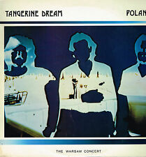 "LP 12"" 30cms: Tangerine Dream: Poland the warzaw concert. jive electro 2LP. D"