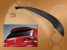 FOR 10-13 VOLKSWAGEN GOLF 6 VI VW MK-6 TYPE-A ABS REAR ROOF SPOILER WING