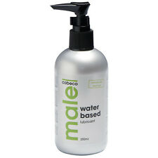 LUBRIFICANTE ANALE A BASE D'ACQUA MALE COBECO LUBRICANT WATERBASED 250 ML