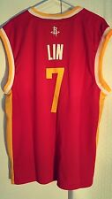 Adidas NBA Jersey Houston Rockets Jeremy Lin Red Alt sz S