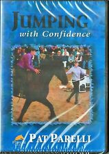 Pat & Linda Parelli - Jumping with Confidence - Horse Training DVD - Brand New