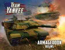 TEAM YANKEE OBJECTIVE MARKER - US - ARMAGEDDON BEGINS - FLAMES OF WAR - NEW