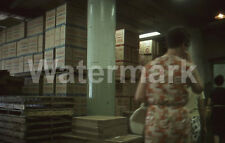 1964 L & M Lark Cigarette Factory Warehouse Richmond VA Original Afga 35mm Slide