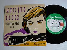 """ARCHIE X. MORRISON : Musique douce - Piano du reve 7"""" EP 1956 SYMPHONIUM SEP 8"""
