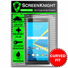 ScreenKnight BlackBerry Priv SCREEN PROTECTOR invisible Military shield