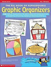 The Big Book of Reproducible Graphic Organizers: 50 Great Templates to Help Kids