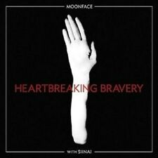 "Moonface ""with siinai: heartbreaking Bravery"" CD NUOVO"