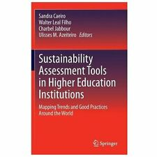 Sustainability Assessment Tools in Higher Education Institutions : Mapping...