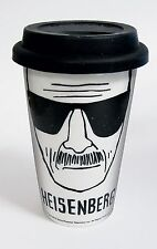 Breaking Bad Thermal Travel Mug Cup with Silicone Lid Heisenberg Novelty Gift