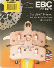 EBC Double-H Sintered Superbike Front Brake Pads Single Set For Harley FA457HH