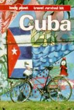 Lonely Planet Cuba (1997 ed.)-ExLibrary