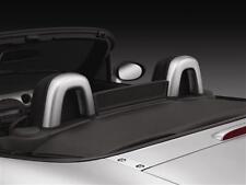 Genuine Mazda Miata White Seatback Bar Covers OE OEM N121-V1-690F-85