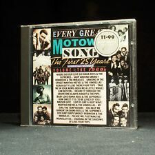 Every Great Motown Song - The First 25 Years - Volume One - music cd album