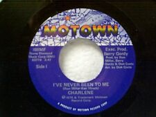 """CHARLENE """"I'VE NEVER BEEN TO ME / SOMEWHERE IN MY LIFE"""" 45   MINT"""