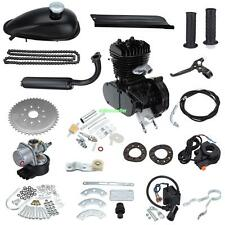 Petrol Gas 50cc 2 Stroke Bicycle Motorized Bike Engine Motor Kit Single Cylinder