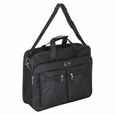 Business Laptop Case Bag Durable Laptops up to 17 Inch Notebook Computer Black