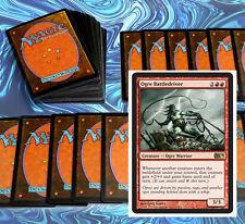 mtg RED AGGRO DECK ogre mindsparker shivan dragon Magic the Gathering rare cards