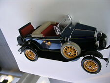 """1931 MODEL-A  9"""" LONG 1:18  """"DIECAST METAL"""" LOOK AT THE DETAIL IN THE PICTURES."""