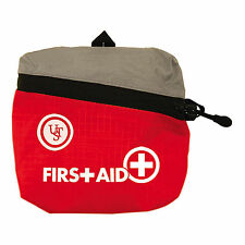 Ultimate Survival Technologies FeatherLite First Aid Kit 1.0 Red 60-Piece Light