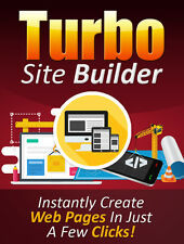 Turbo Site Builder Software Business Module 1 bis 11 RR
