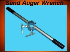 Stationary Pipe Boat Dock Hardware Auger Wrench 595