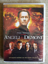 Angeli e demoni - Tom Hanks -  DVD nuovo sigillato