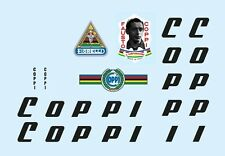 Coppi Bicycle Decals-Transfers-Stickers #4
