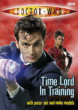 Doctor Who: Time Lord in Training,Richards, Justin,Excellent Book mon0000048565