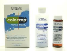 L'OREAL COLOR ZAP HAIR COLOR REMOVER SET