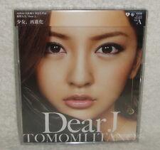 AKB48 Itano Tomomi Dear J Taiwan Ltd CD+DVD (Type A)