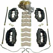 1977-82 Corvette Complete Brake Kit with SS Calipers
