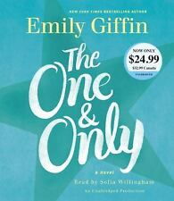 The One and Only by Emily Giffin NEW Sealed Audio CD (Unabridged) FREE SHIPPING