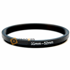 Kood 55mm - 52mm Lens Stepping Step Down Filter Adapter Ring - 55 to 52 mm