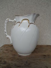 alter seltener Waschkrug Wasserkrug Krug Villeroy & Boch Mettlach