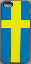 iPhone 5 case – Sweden Flag