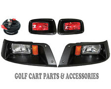EZGO TXT Headlight & Tail light Kit 1996-UP  *New In Box Golf Cart Part*