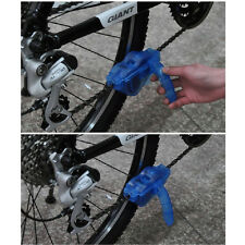 Special Bicycle Cycling Bike Chain Cleaner Clean Tool Brush Wash Machine Kit