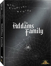 The ADDAMS FAMILY The Complete SeriesVolume 1-3  DVD NEW  box set 1 2 3