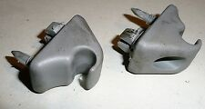 Toyota Yaris MK1 2002  3Dr 1.0  Petrol -  Sun Visor Clips Clamps Holders