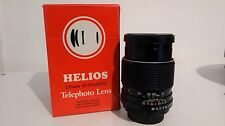HELIOS 135mm f2.8 Telephoto Manual Prime Lens M42 Fit hd video
