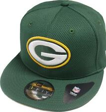 New Era NFL Green Bay Packers Training Mesh Snapback Cap 9fifty 950 S M Basecap