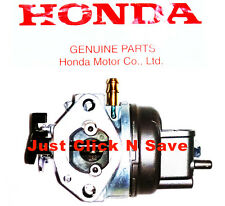 GENUINE HONDA EN2000 EN2500 FG500 WN30 Engines CARBURETOR ASSEMBLY NEW