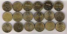 2 x MÜNZEN Freie Wahl! EUROPA 10 CENT 1999-2015 ST Lot Euro Spanien Finnland BRD