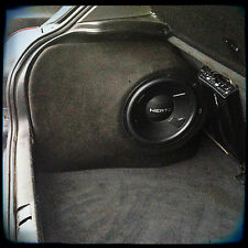 Audi A3 MK1' SOUND Upgrade Altoparlante Sub Box 12 10 STEALTH LATERALE COFANO NUOVA
