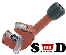 3-23mm Tube Cutter With Ratchet Ideal For Confined Spaces Pipes One Hand CT1588